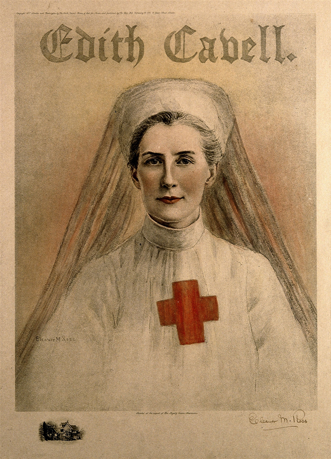 Edith Cavell poster
