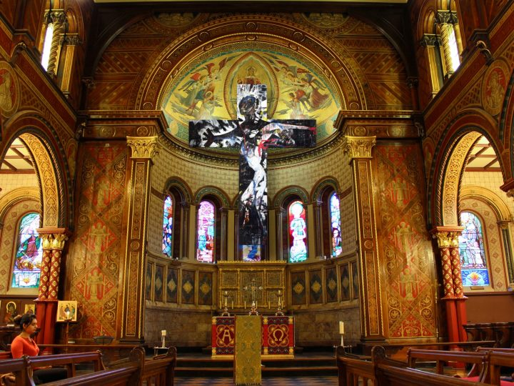 Stations of the Cross: Art and The Passion