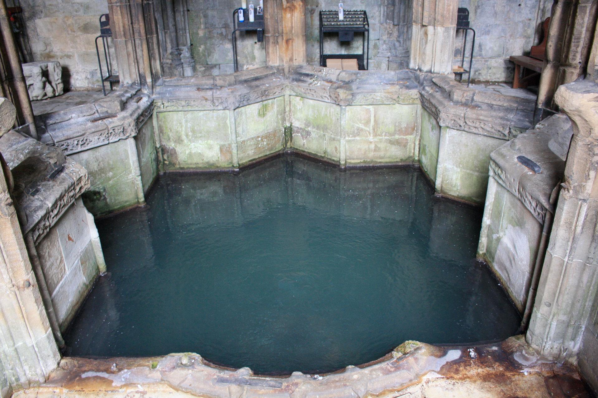 St Wnifrede's Well